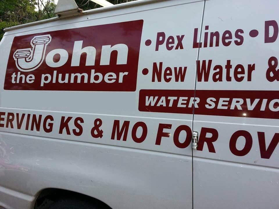 For Kansas City Plumbing - Contact John the Plumber Today