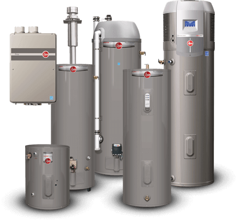 Water Heater Kansas City 64110-John the Plumber