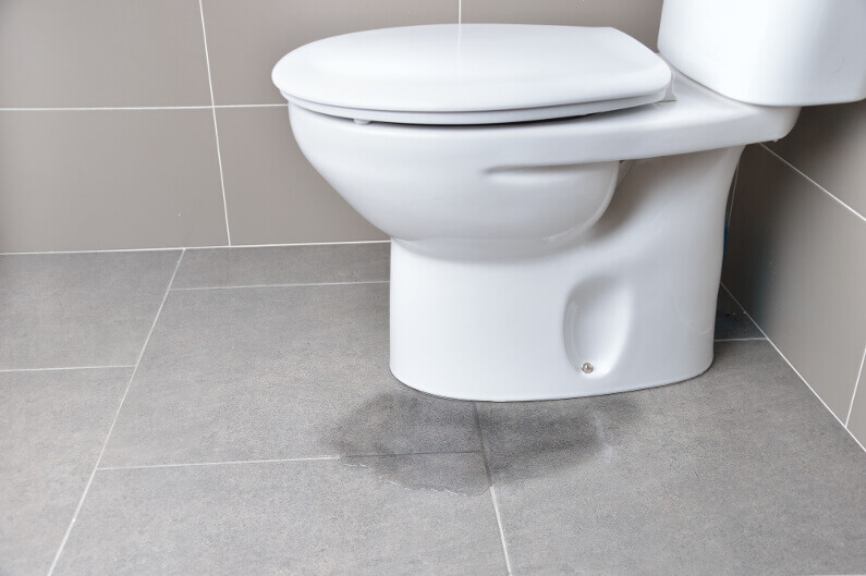 Why Is My Toilet Leaking at the Base? 6 Common Causes